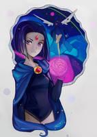 TT - Raven by larienne