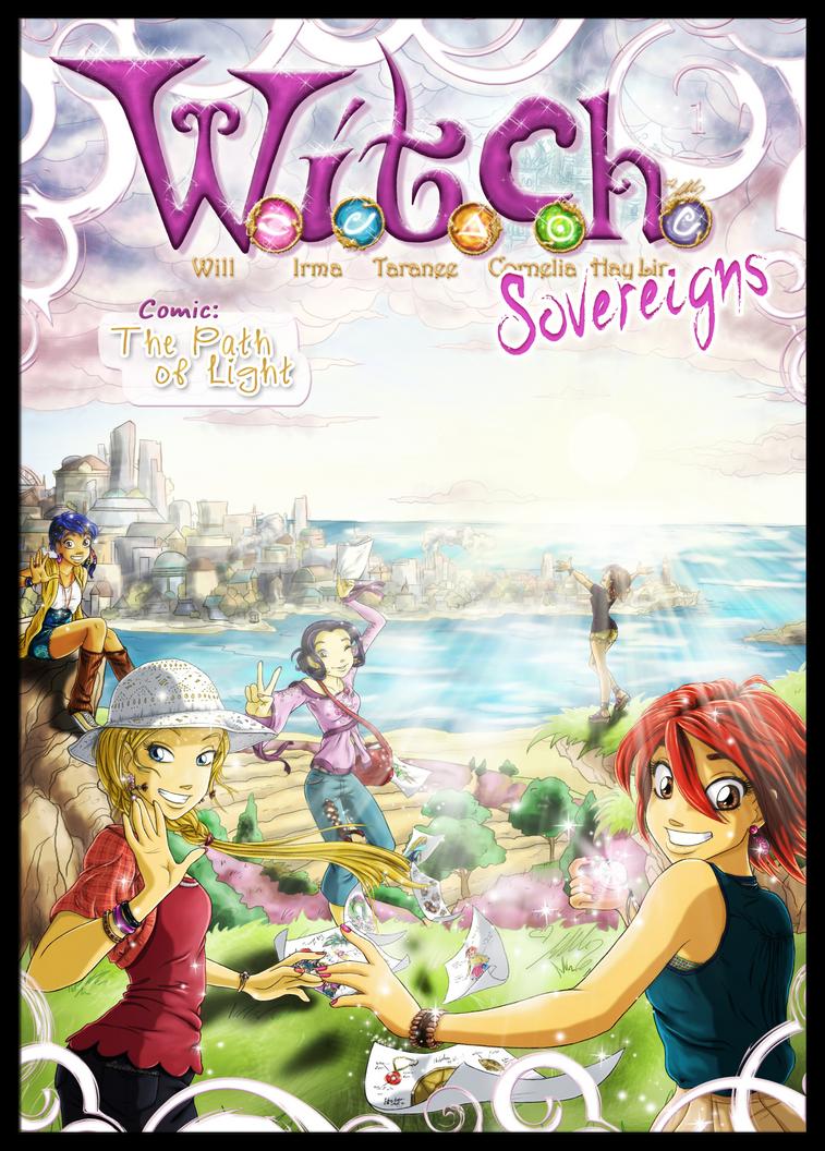 W.i.t.c.h. Sovereigns Comic! by YummingDoe4