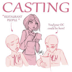 Castings for W.i.t.c.h. Sovereigns? by YummingDoe4