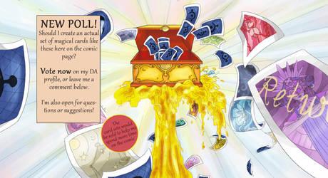 POLL - Magical card set? by YummingDoe4
