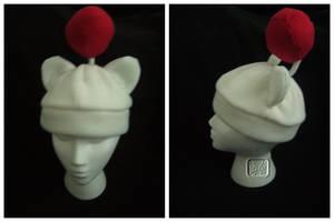 Moogle Hat by VesteNotus