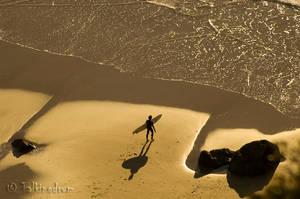 Surfer by Talkingdrum