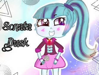 Sonata Dusk by MlpGalaxyCake