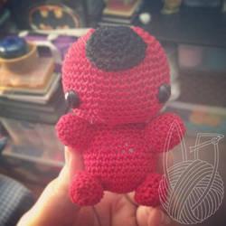 Miraculous Ladybug - Tikki 1 by theyarnbunny