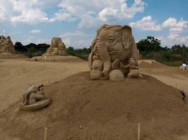 Burgas Sand Fest 2010 '04' by berov