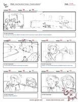 Green Code Team storyboard pg.4 by berov