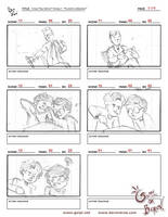 Green Code Team storyboard pg.8 by berov