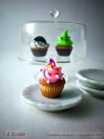 Pretty Pink Cupcake by CreativeAbubot