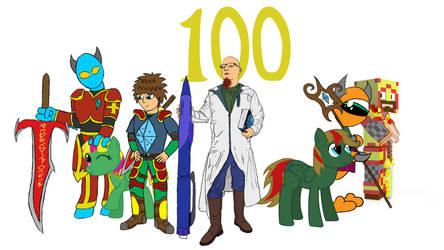 Deviation # 100 by Tassadoul