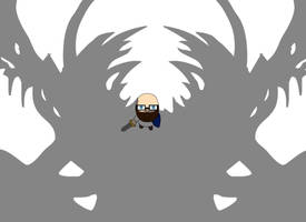 First massive Dark Souls by Tassadoul