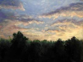 Sunset by Mariika077