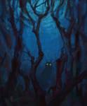 Owl by Mariika077
