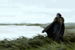 Jon Snow by Mariika077