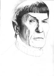Mr Spock - 2 by kalabatik