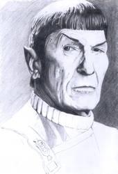 Mr Spock 3 by kalabatik