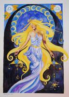 Libra by amethystpurple1805