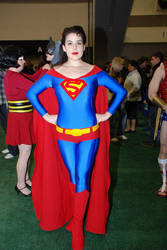 Superma'am DC by miss-kitty-j