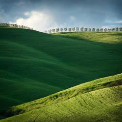 Tuscany...III. by MartaC