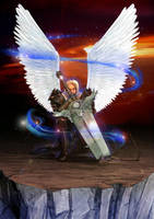 Angel by AdrianDIS