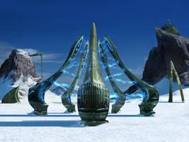 Stone Henge Concept by AdrianDIS