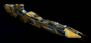 Cruiser Yellow Concept by AdrianDIS