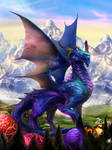 Dragon by AdrianDIS