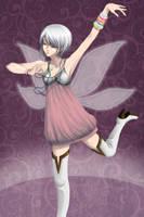 Fairy of Ballet by LITTLEapple4O