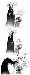 Vampires vs Humans by CountANDRA