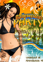Ballermannparty Vol. I by Str4ng3r