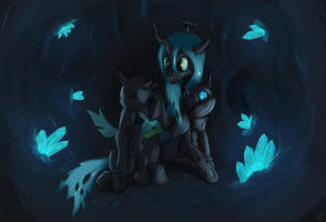 Cave by HieronymusWhite
