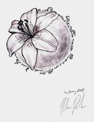 Sun Lily by DrachenPanther5