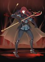 Mision #0 - Fiery Blood by Mishyeru