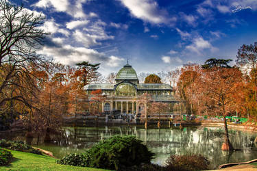 Palacio de Cristal again by JuanChaves