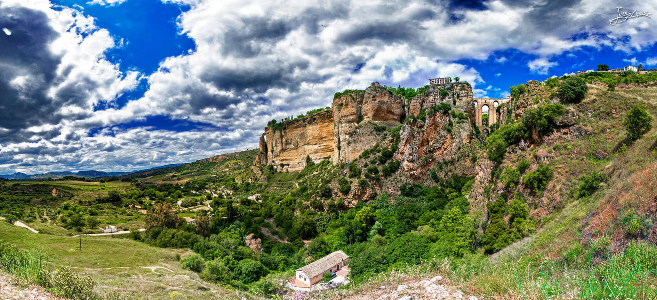 Back in Ronda IV by JuanChaves