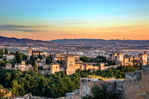 a stop in Granada by JuanChaves