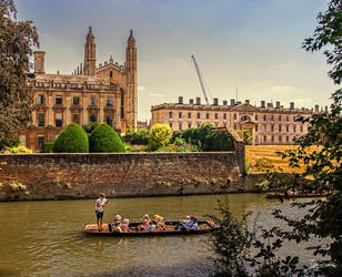 my English trip in July 2018: Cambridge, part V by JuanChaves