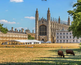my English trip in July 2018: Cambridge, part VI by JuanChaves