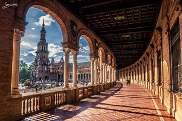 Plaza de Espana V by JuanChaves