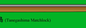 Tanegashima Matchlock by Imperator-Zor