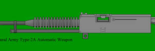 Infrastructural Type-2A/a Automatic Weapon by Imperator-Zor