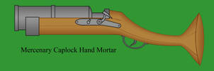 Caplock Hand Mortar by Imperator-Zor