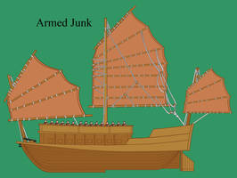 Armed Junk by Imperator-Zor