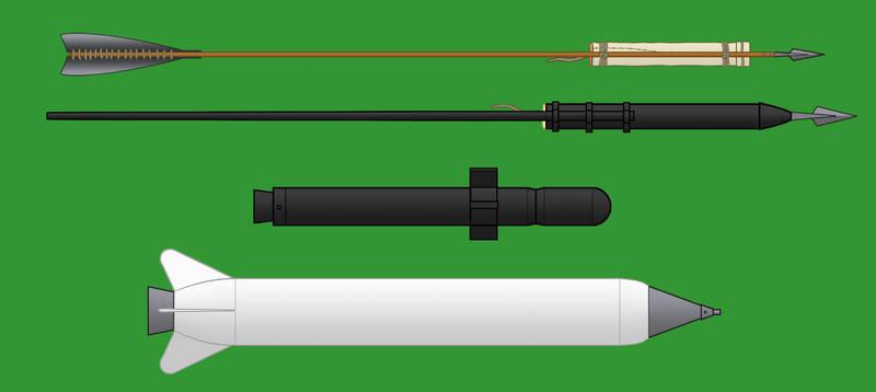 Rocket Evolution by Imperator-Zor
