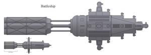 Battleship by Imperator-Zor