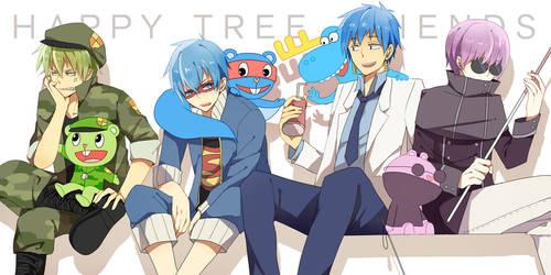 Happy.Tree.Friends.full by ReneWanderer