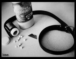 suicide. by porridgegoblin