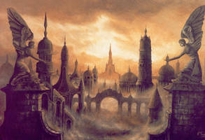 Fantasy City 3 by KeithWhittington1974