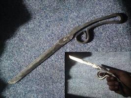 gunkata knife by JoeWere