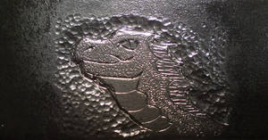 Engraving test - Drake by JoeWere