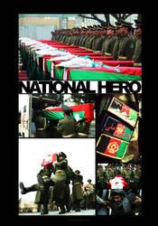 National Hero by gfxaf